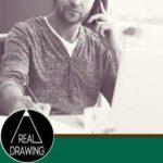 リアルな絵の描き方-絵を描く時間のつくり方サムネイル-セピア