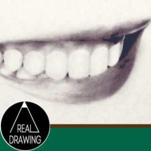 リアルな絵の描き方-歯の描き方サムネイル