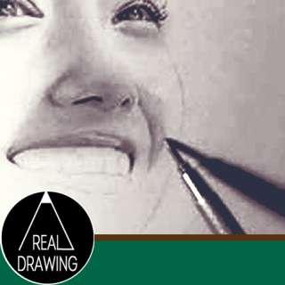 リアルな絵の描き方-ほうれい線の絵の書き方サムネイル