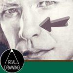 リアルな絵の描き方-鼻の書き方サムネイル